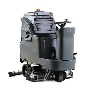 GM110BTR80 Поломоечная подметальная машина с посадочным местом для оператора
